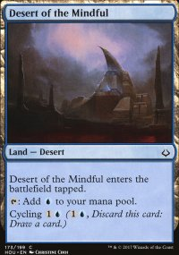 Desert of the Mindful - Hour of Devastation