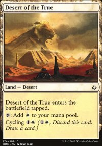 Desert of the True - Hour of Devastation