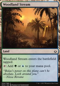 Woodland Stream - Hour of Devastation