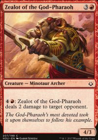 Zealot of the God-Pharaoh - Hour of Devastation