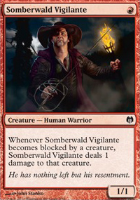 Somberwald Vigilante - Heroes vs. Monsters