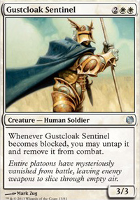 Gustcloak Sentinel - Heroes vs. Monsters