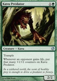 Kavu Predator - Heroes vs. Monsters