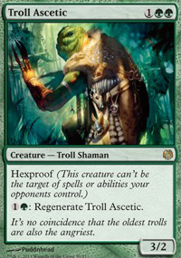 Troll Ascetic - Heroes vs. Monsters