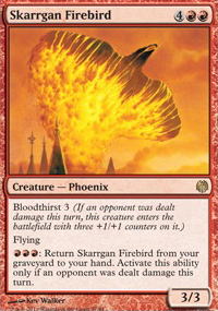 Skarrgan Firebird - Heroes vs. Monsters