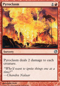 Pyroclasm - Heroes vs. Monsters