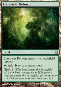 Llanowar Reborn - Heroes vs. Monsters