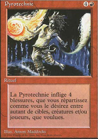 Pyrotechnics - Introductory Two-Player Set