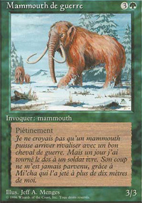 War Mammoth - Introductory Two-Player Set
