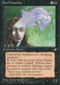 Foul Familiar - Ice Age