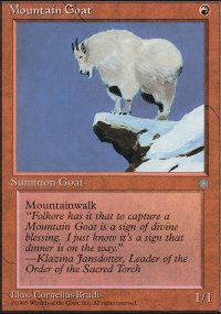 Mountain Goat - Ice Age