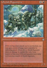 Orcish Squatters - Ice Age