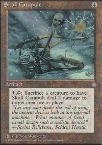 Skull Catapult - Ice Age
