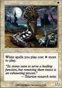 Alabaster Leech - Invasion