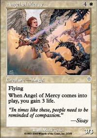 Angel of Mercy - Invasion