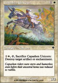 Capashen Unicorn - Invasion
