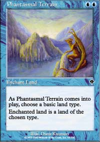 Phantasmal Terrain - Invasion