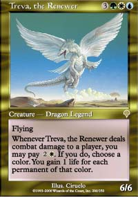 Treva, the Renewer - Invasion