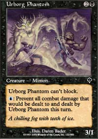 Urborg Phantom - Invasion