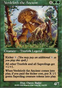 Verdeloth the Ancient - Invasion