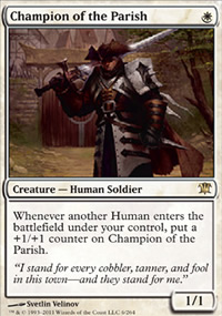 Champion of the Parish - Innistrad