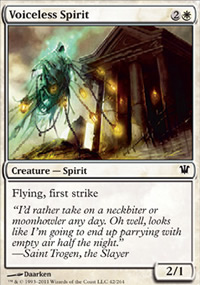 Voiceless Spirit - Innistrad