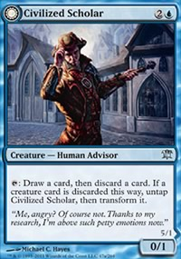 Civilized Scholar - Innistrad