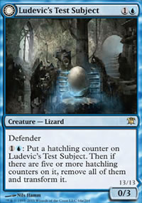 Ludevic's Test Subject - Innistrad