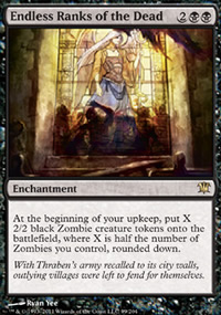 Endless Ranks of the Dead - Innistrad