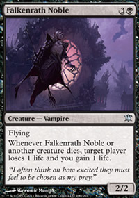 Falkenrath Noble - Innistrad