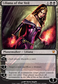Liliana of the Veil - Innistrad