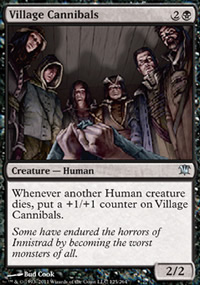 Village Cannibals - Innistrad