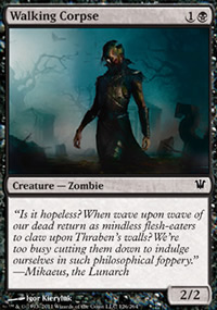 Walking Corpse - Innistrad