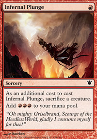Infernal Plunge - Innistrad