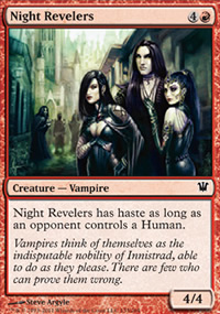 Night Revelers - Innistrad
