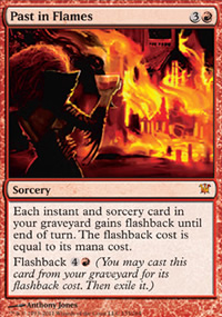 Past in Flames - Innistrad