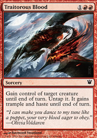 Traitorous Blood - Innistrad