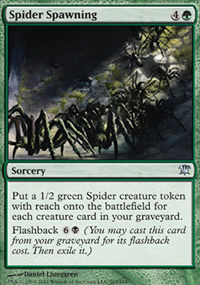 Spider Spawning - Innistrad