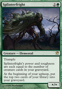 Splinterfright - Innistrad