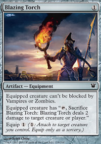 Blazing Torch - Innistrad