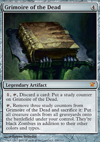 Grimoire of the Dead - Innistrad
