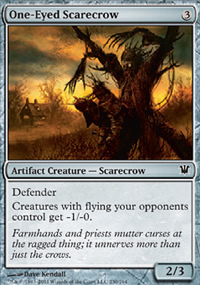 One-Eyed Scarecrow - Innistrad
