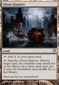 Ghost Quarter - Innistrad