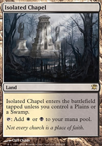 Isolated Chapel - Innistrad