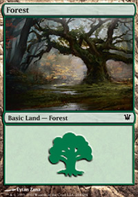 Forest 3 - Innistrad