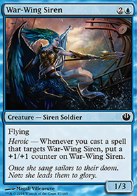 War-Wing Siren - Journey into Nyx