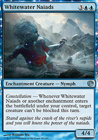 Whitewater Naiads - Journey into Nyx