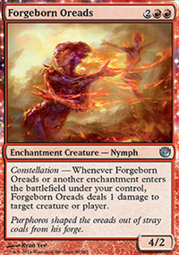 Forgeborn Oreads - Journey into Nyx