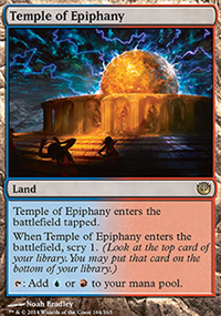 Temple of Epiphany - Journey into Nyx