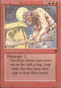 Frost Giant - Legends